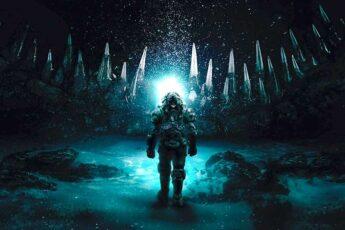Дата выхода фильма Под водой