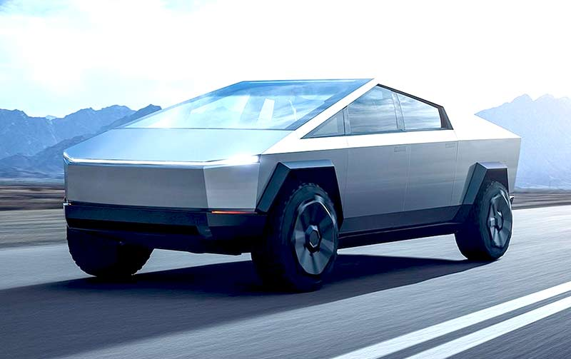 Дата выхода Tesla Cybertruck