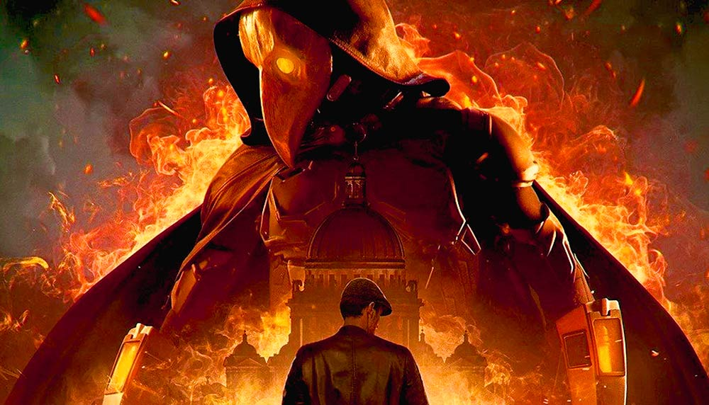 Финальный трейлер фильма Майор Гром: Чумной Доктор (12+)